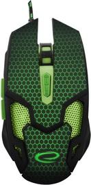 Esperanza EGM207 Cobra Optical Gaming Mouse Green
