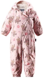 Lassie Overall Transformer 710722-4071 Baby Pink 62