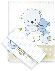 La Bebe Cotton Bed Set Bears 41163
