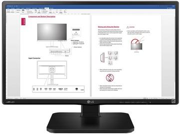 "Monitorius LG 24BK450H-B, 24"", 5 ms"