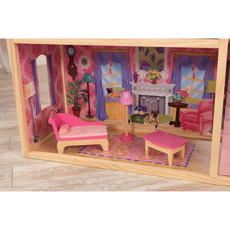 Žaislinis lėlių namas Kidkraft Amelia 65109