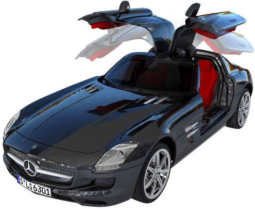 Silverlit 1:16 Bluetooth Apple Mercedes Benz SLS AMG 86074