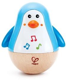 Interaktyvus žaislas Hape Penguin Musical Wobbler E0331A