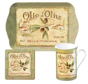 Creative Tops Olio D Oliva Dish Set 3pcs