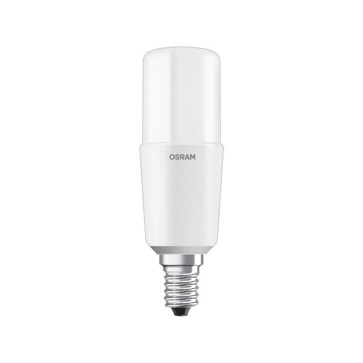 LED lempa Osram T7, 10W, E14, 2700K, 1055lm