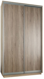Garant-NV Wardrobe w/ 2 Sliding Doors & 2 Drawers 150x240x45cm Sonoma Oak