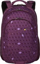 "Case Logic Backpack 15.6"" Purple"