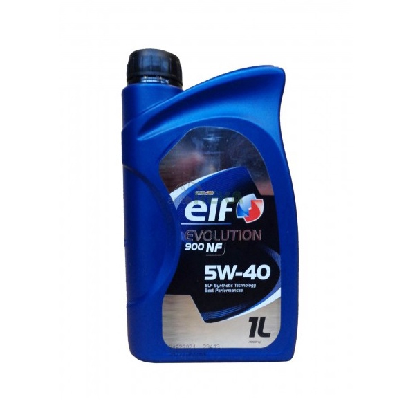Elf Evolution 900 NF 5W/40 Engine Oil 1l