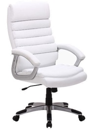 Biroja krēsls Signal Meble Rotary Q-807 White