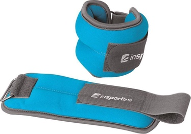 inSPORTline Lastry Neoprene Weights 2x1.5kg Blue