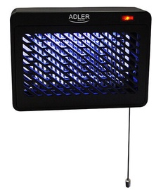 Электронная ловушка для насекомых Adler AD 7938 9 W