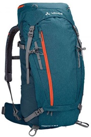 Vaude Womens Asymmetric 38 + 8 Dark Blue