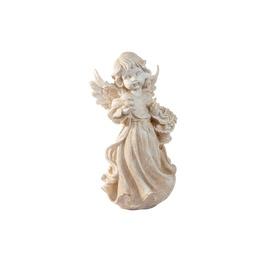 Dekorācija eņģelis NF86358 19x17x35