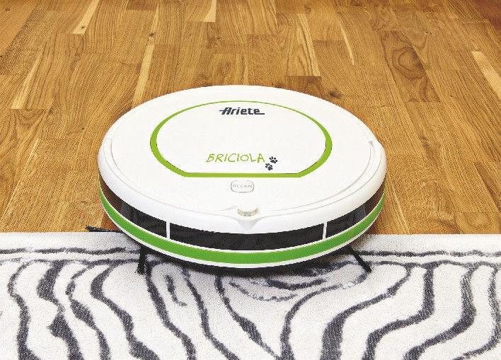 Dulkių siurblys - robotas Ariete 2711 Briciola White