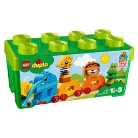 Konstruktorius LEGO Duplo, Mano pirmoji gyvūnėlių kaladėlių dėžutė 10863