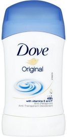 Deodorant naistele Dove Original Anti-Perspirant 48h, 40 ml