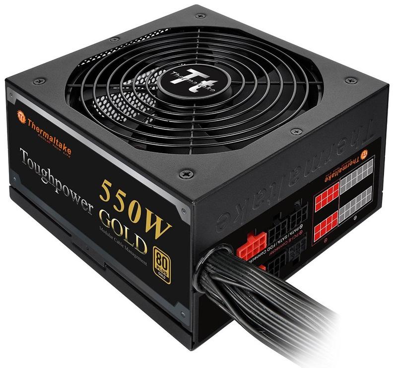 Thermaltake ATX 2.3 Toughpower 550W PS-TPD-0550MPCGEU-1
