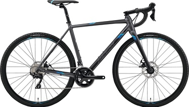 Merida Mission CX 400 Grey/Blue 53cm/M 2019