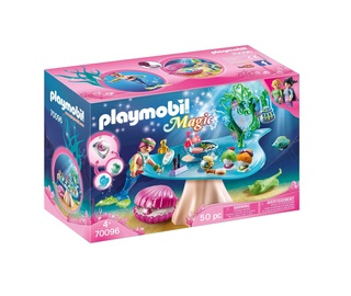 Constructor playmobil magic 70096