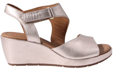 Clarks Un Plaza Sling 26133487 Gold Metallic 39 1/2