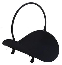 Malkų krepšys Flammifera H001B, juodas