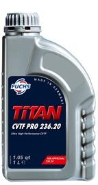 Масло для трансмиссии Fuchs Titan CVTF Pro 236.20, для трансмиссии, для легкового автомобиля, 1 л