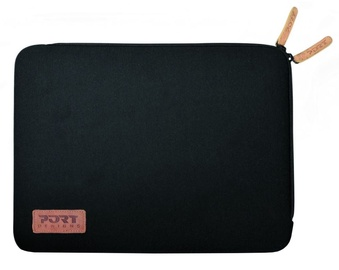 Port Designs Torino Notebook Sleeve 10-12.5'' Black