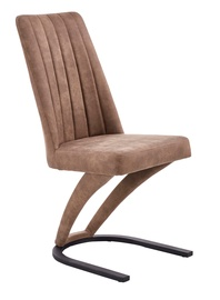 Halmar K338 Chair Brown