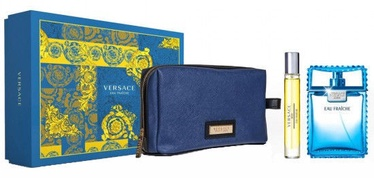 Versace Man Eau Fraiche 100ml EDT + 10ml EDT + Bag