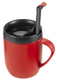 Smart Cafe Cafetiere Cup 38cl Red