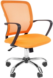 Biroja krēsls Chairman 698 Chrome TW-66 Orange