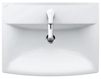 Laufen Pro Nordic 600x420mm Washbasin White