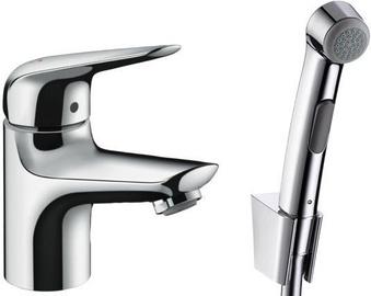 Hansgrohe Novus Bidette Sink Faucet Chrome