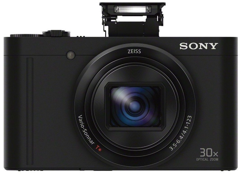 Sony WX500 Compact Camera Black