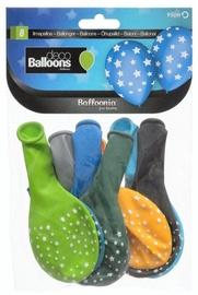 Verners Balloonia Star Balloons 8pcs