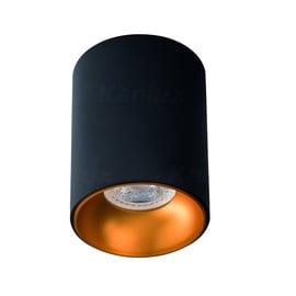 Montuojamas šviestuvas Kanlux Riti B/G, 25W, GU10