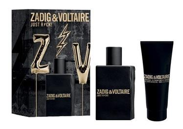 Zadig & Voltaire Just Rock! For Him 50ml EDT + 100ml Shower Gel