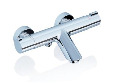 Ravak TE 022.00/150 Termo 100 Thermostatic Shower Mixer Chrome