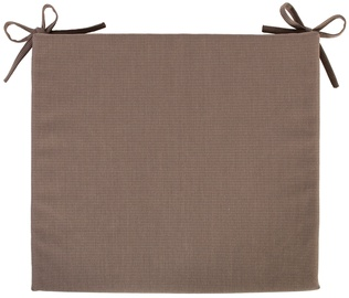 Home4you Chair Cover Summer 38x43x2,5cm Brown