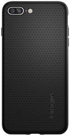 Spigen Liquid Air Back Case For Apple iPhone 7 Plus/8 Plus Black