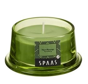Ароматическая свеча Spaas Pear&Wild Fig, 15 h