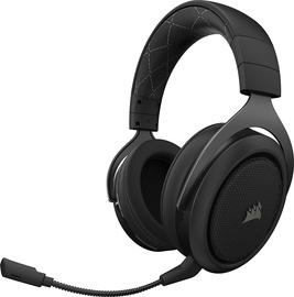 Ausinės Corsair HS70 Wireless Gaming Headset Carbon