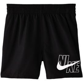 Peldbikses Nike Logo Solid Lap Junior NESSA771 001 Black L