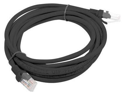 Lanberg Patch Cable UTP CAT5e 1.5m Black
