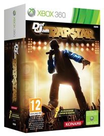 Def Jam Rapstar incl. Microphone Xbox 360