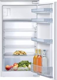 Встраиваемый холодильник Neff K1535XSF0, морозильник сверху