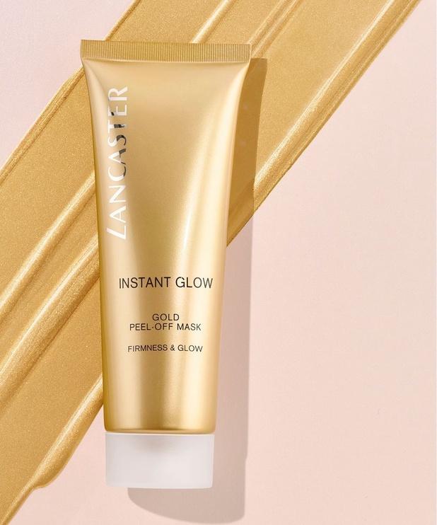 Veido kaukė Lancaster Instant Glow Peel-Off Mask Gold Firmness & Glow, 75 ml