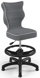 Детский стул Entelo Petit HC+F Size 3 JS33 Dark Grey, 335x300x895 мм