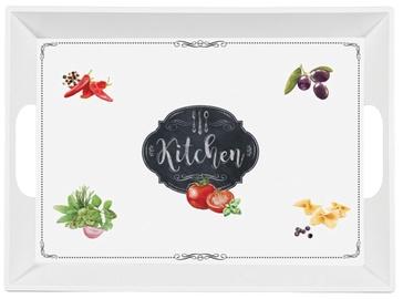 Padėklas Easy Life Kitchen basics, su rankenomis, 41 x 30 cm