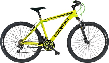 Coppi MTB Man 27'' Steel 46 Yellow/Black